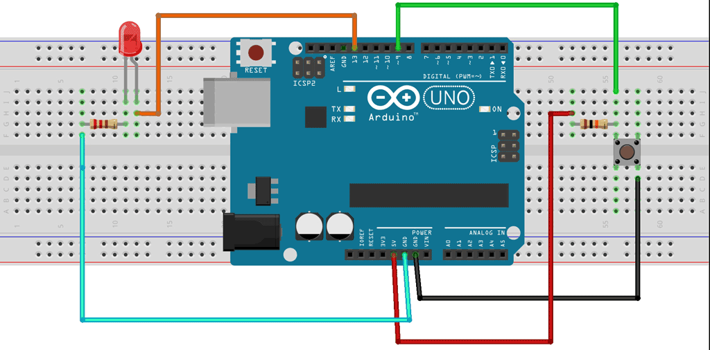 Arduino Pull Up Direnç